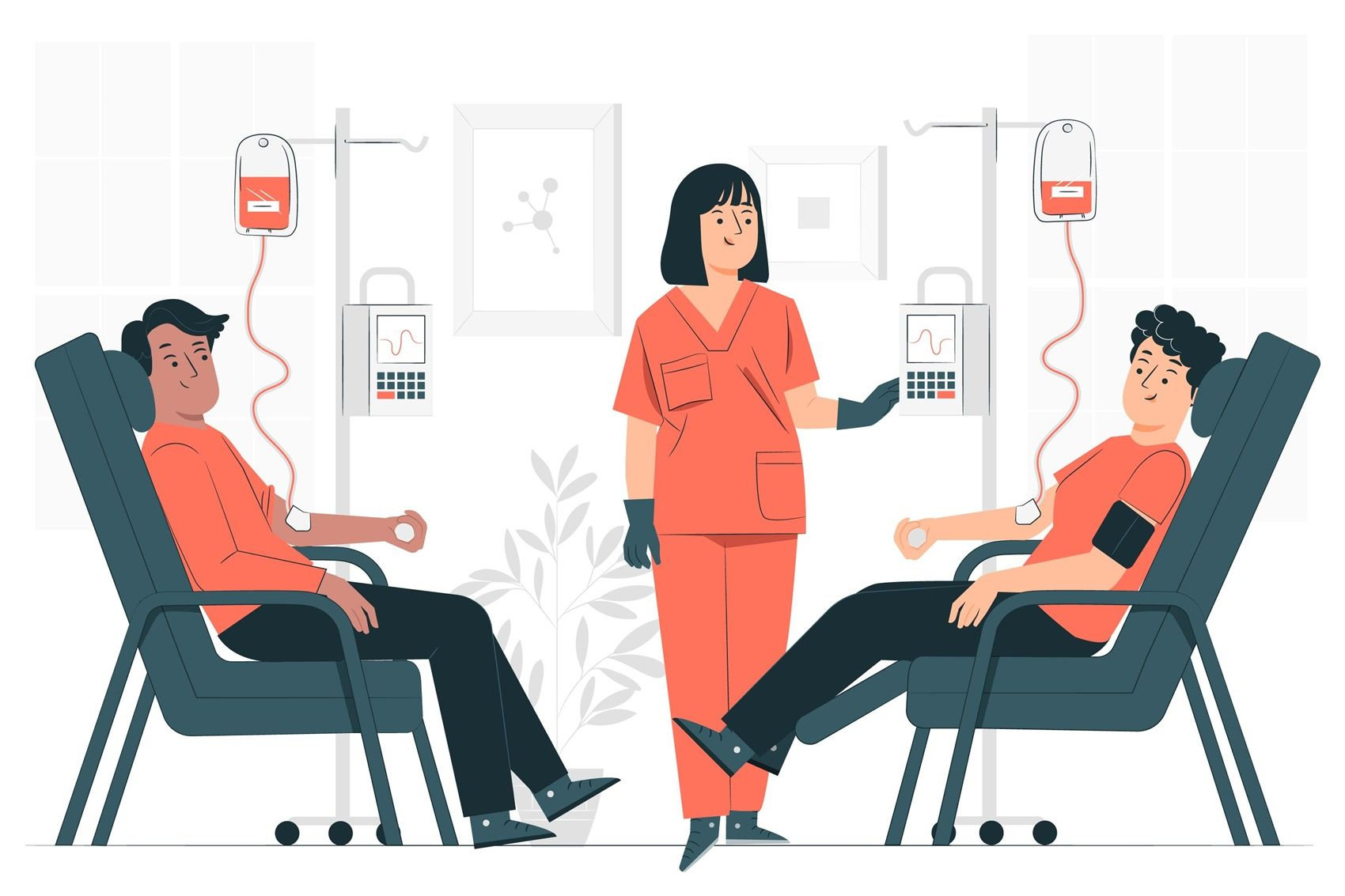 June Red: know the requirements for blood donation