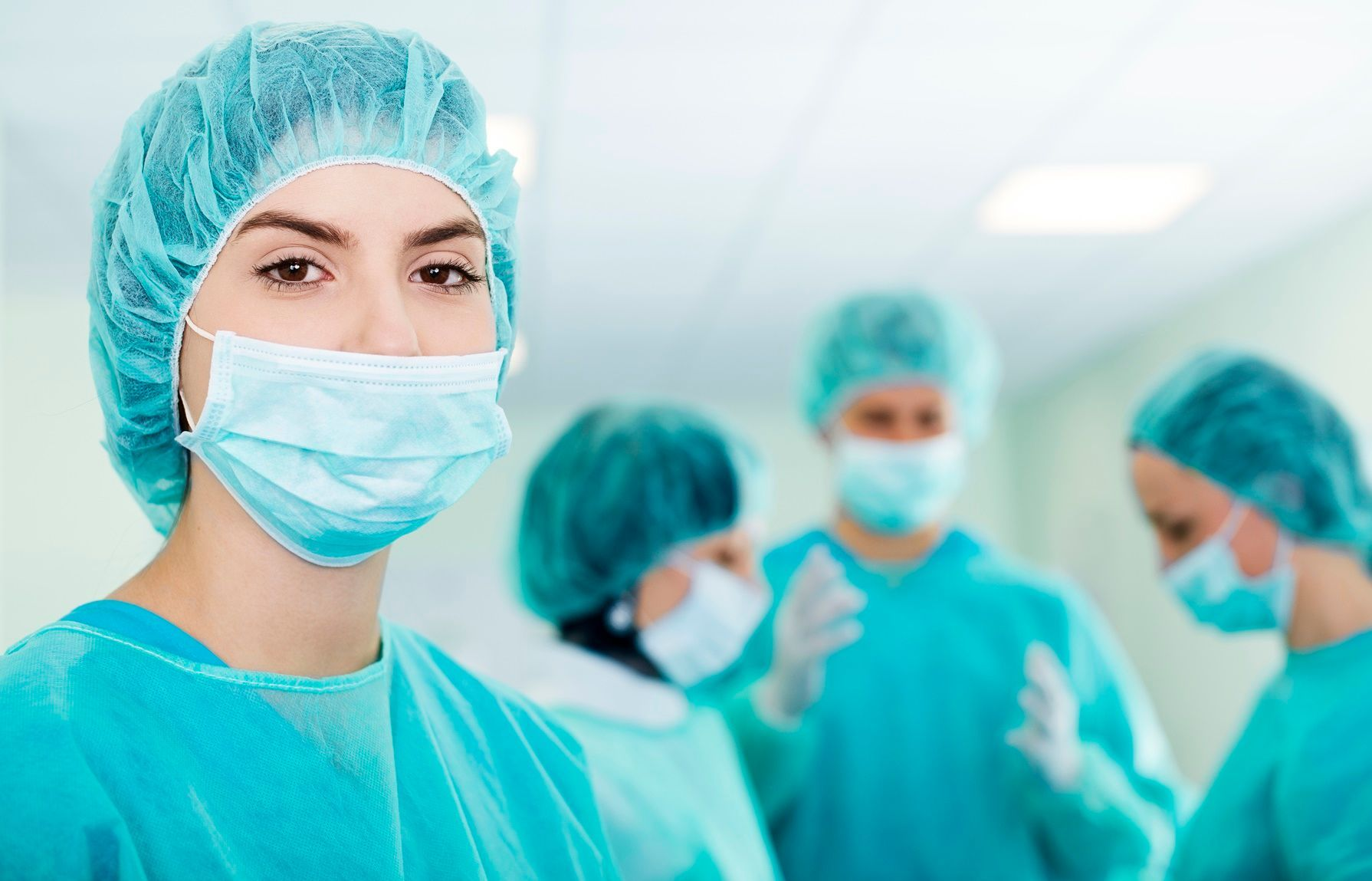 Most requested specialties in medical shifts