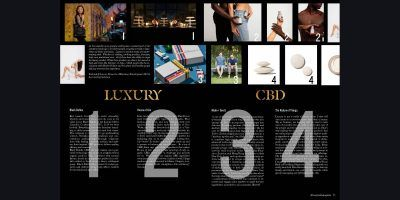Luxury on a New Level: Luxury in Cannabis and CBD