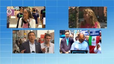 Race for Progressivism? How New York City's Mayoral Candidates Are Stacking Up