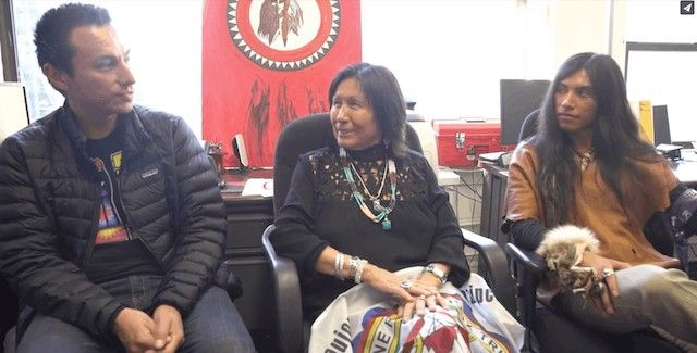Blck Neon Thanksgiving: Cheryl Dupris talks with Sheldon Raymore and Sparrowhawk on their recent trip to Standing Rock and gems of preserving American