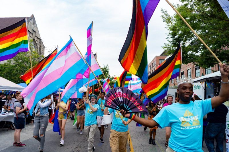 Bloomington PrideFest 2019 (C) Korey L. Jarmon / Bloomington PRIDE