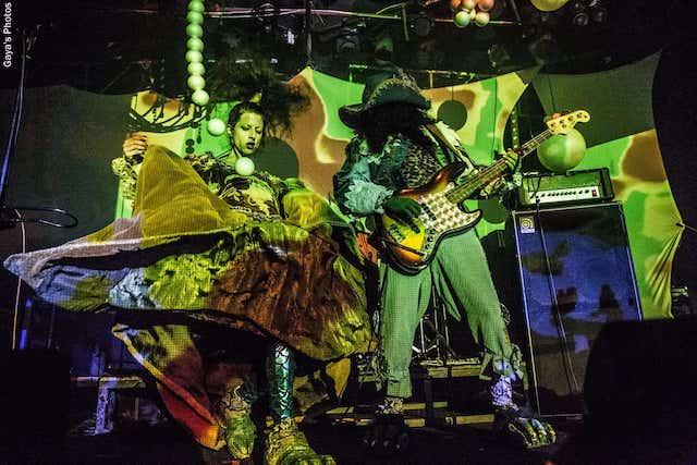 "Giant Lizardz of the Planet Nibiru Album, ""2016"""