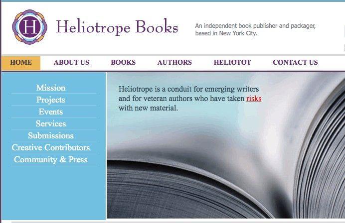 Heliotrope Books