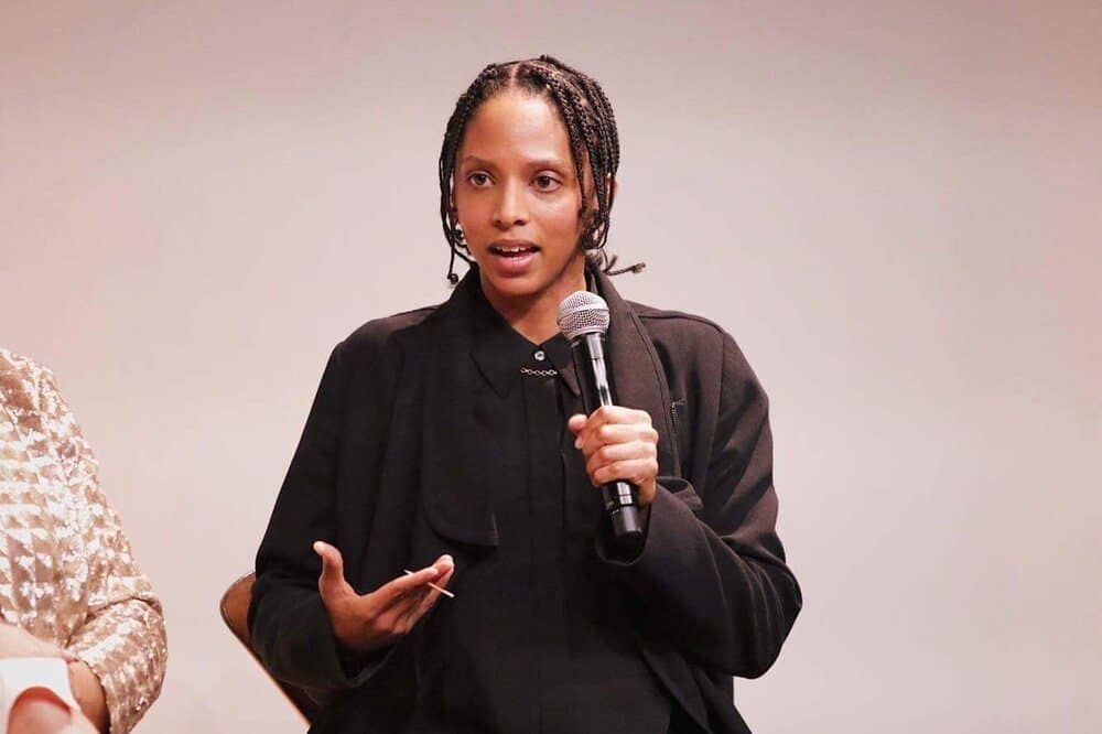 """Black Women in Real Life: Janaya """"Future"""" Khan on Color Of Change's BlackWomenToo, Surviving R Kelly, and Breaking the Myths"""