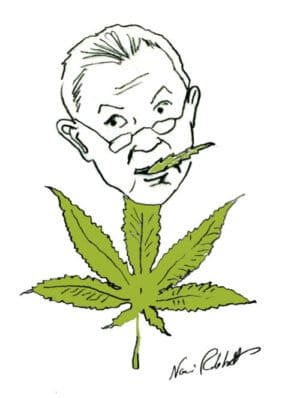 Crime and Punishment: One Law Firm Takes on Jeff Sessions' Pot Peeve