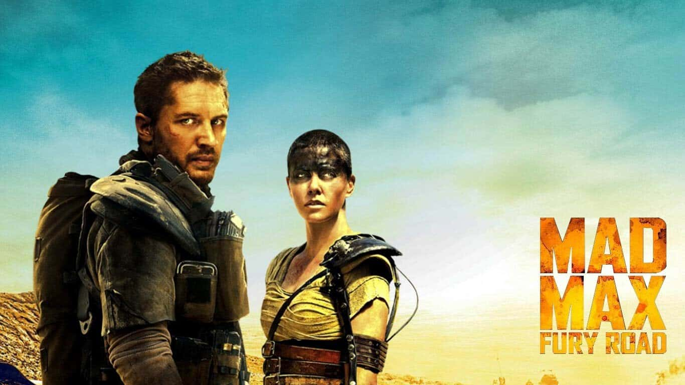 A Breath of Fresh Air - A Review of Mad Max: Fury Road