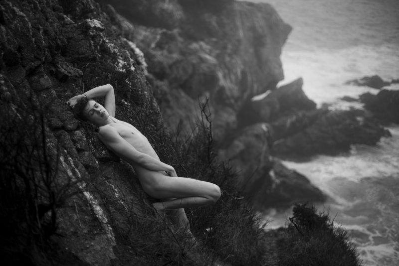 RYAN CLIFFSIDE (C) Ryan Glista, courtesy of Trigonal Gallery