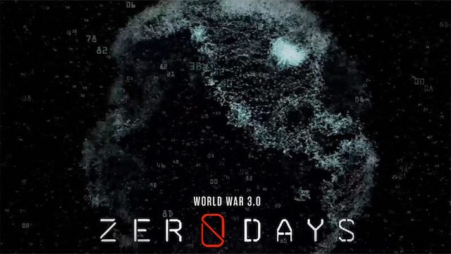 SciFi is Real with Cyber Warfare in Alex Gibney Doc 'Zero Days'