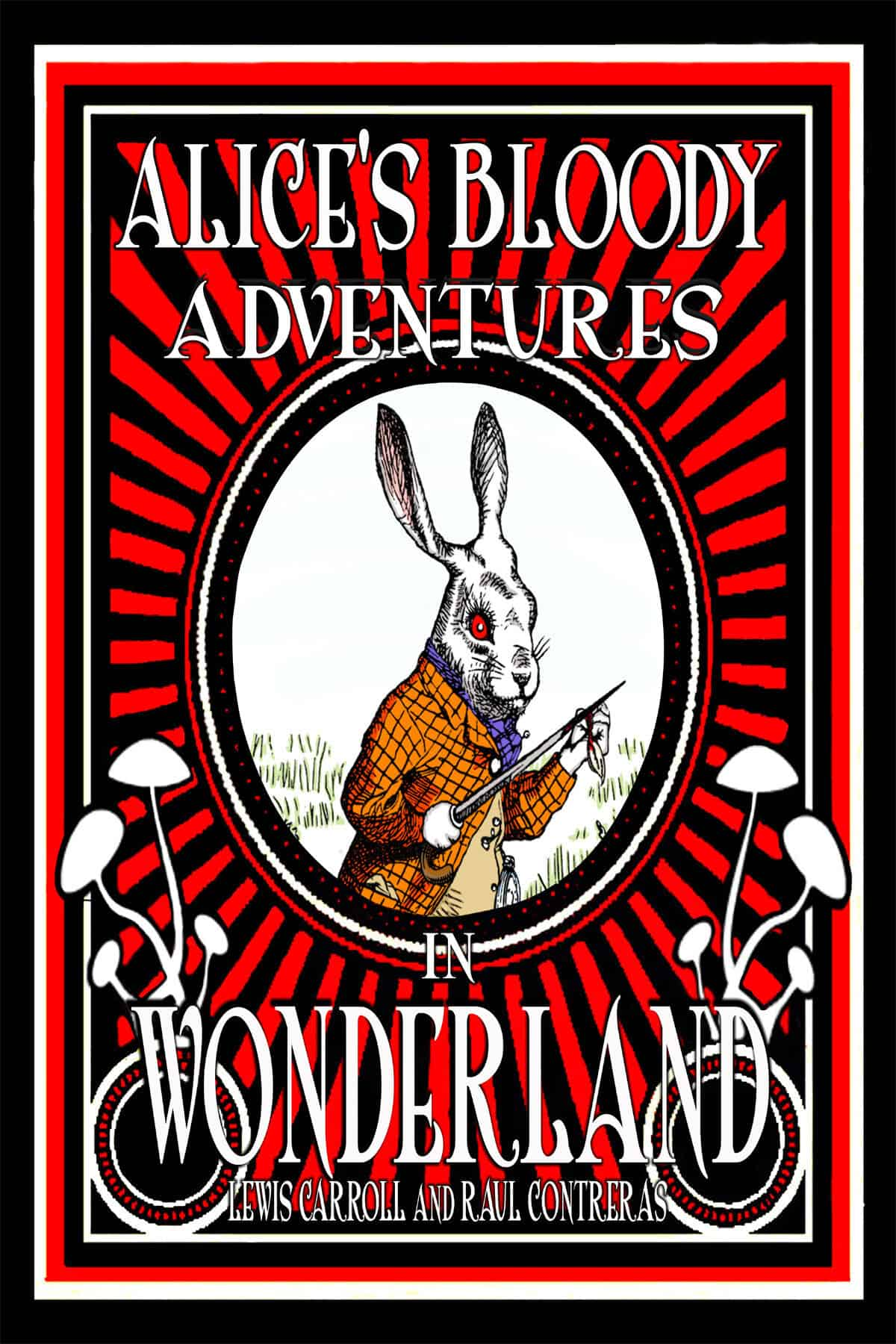 Alice in Wonderland – A New take on a Violent; Sexualized Alice