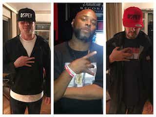 Dopey56: Eastsyde, The Eastside Crackhead, Harlem, Cocaine, Crack, Pipe Dreams, Deadass, Bigtime