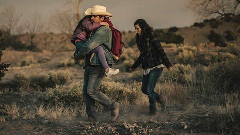 'Frontera' stars Ed Harris, Eva Longoria and Michael Peña
