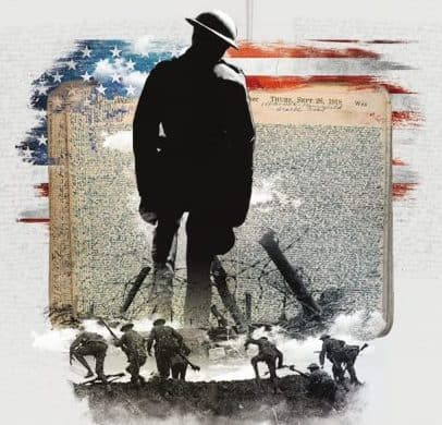 Humanity in No Man's Land: A Veterans Day Journey