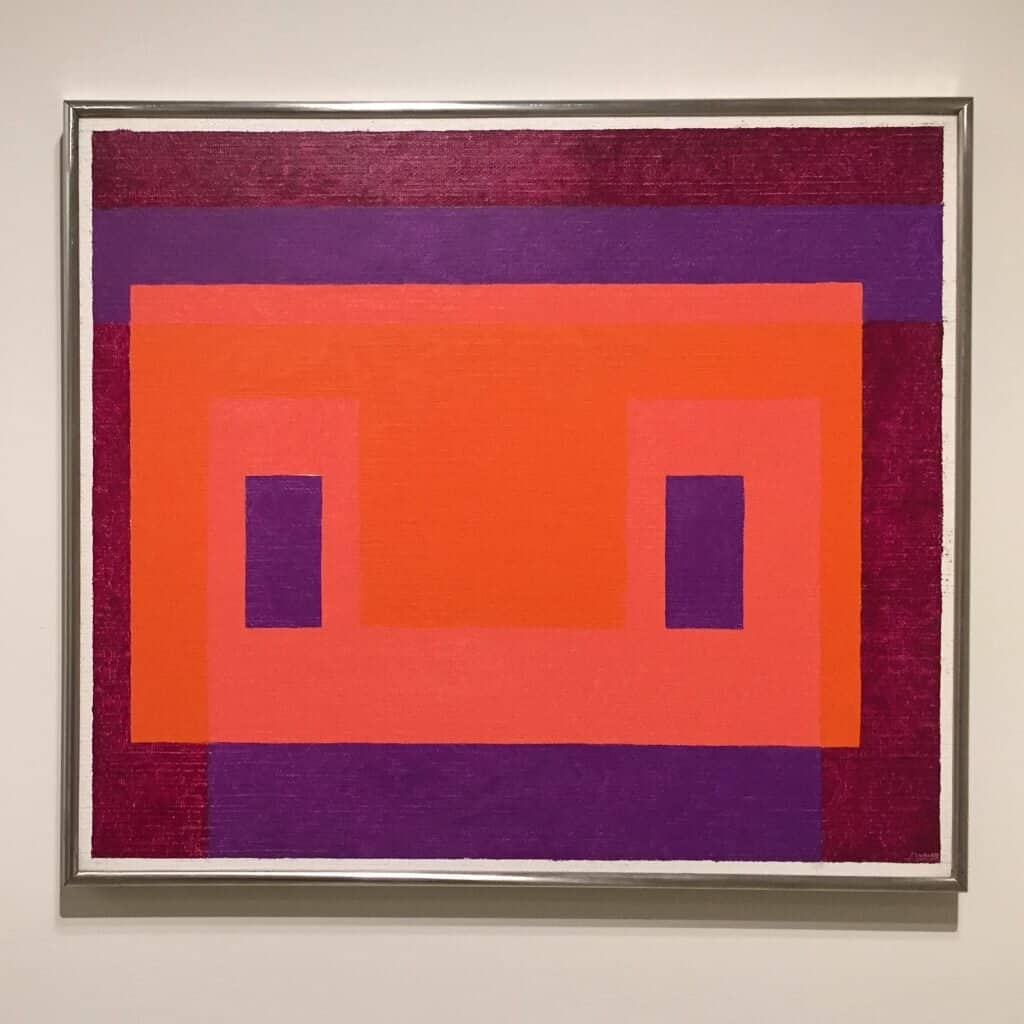 PhotOpinion: A Review of Josef Albers in Mexico at the Guggenheim Museum
