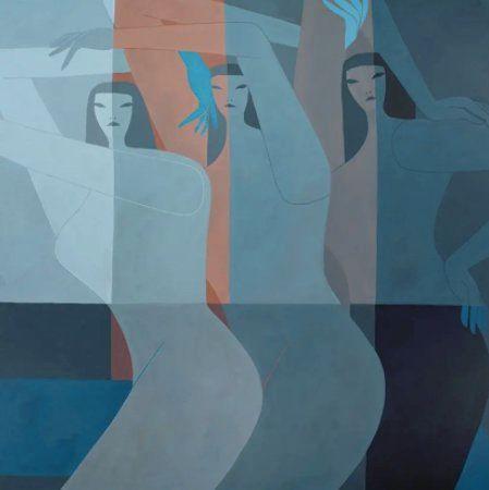Artwork by Laura Berger