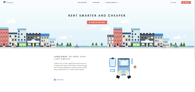 Properly: Management software on a mission to make all aspects of renting simple