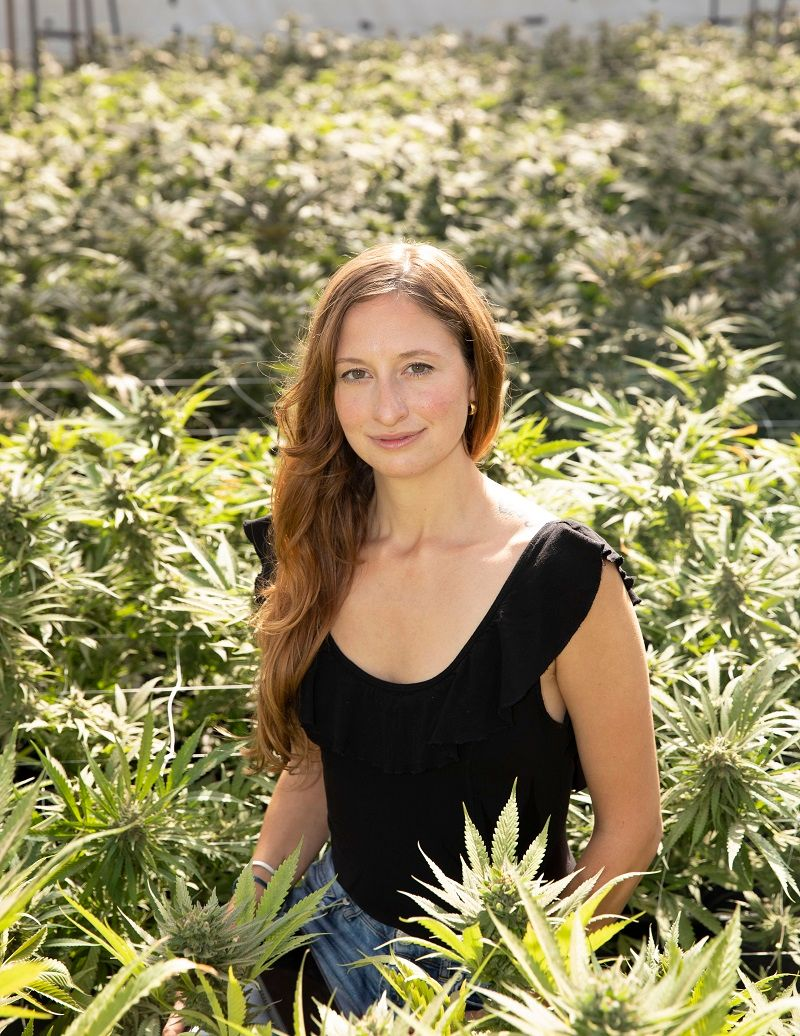 Christina DiPaci and Paradiso Are Pioneering Sustainable Cannabis Cultivation