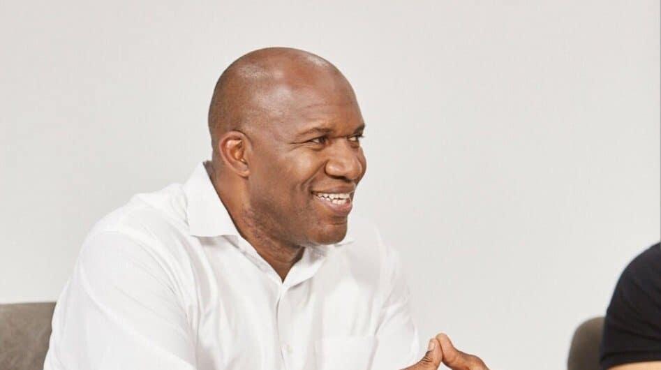 Marvin Washington: THE REVOLUTION MIGHT  BE TELEVISED
