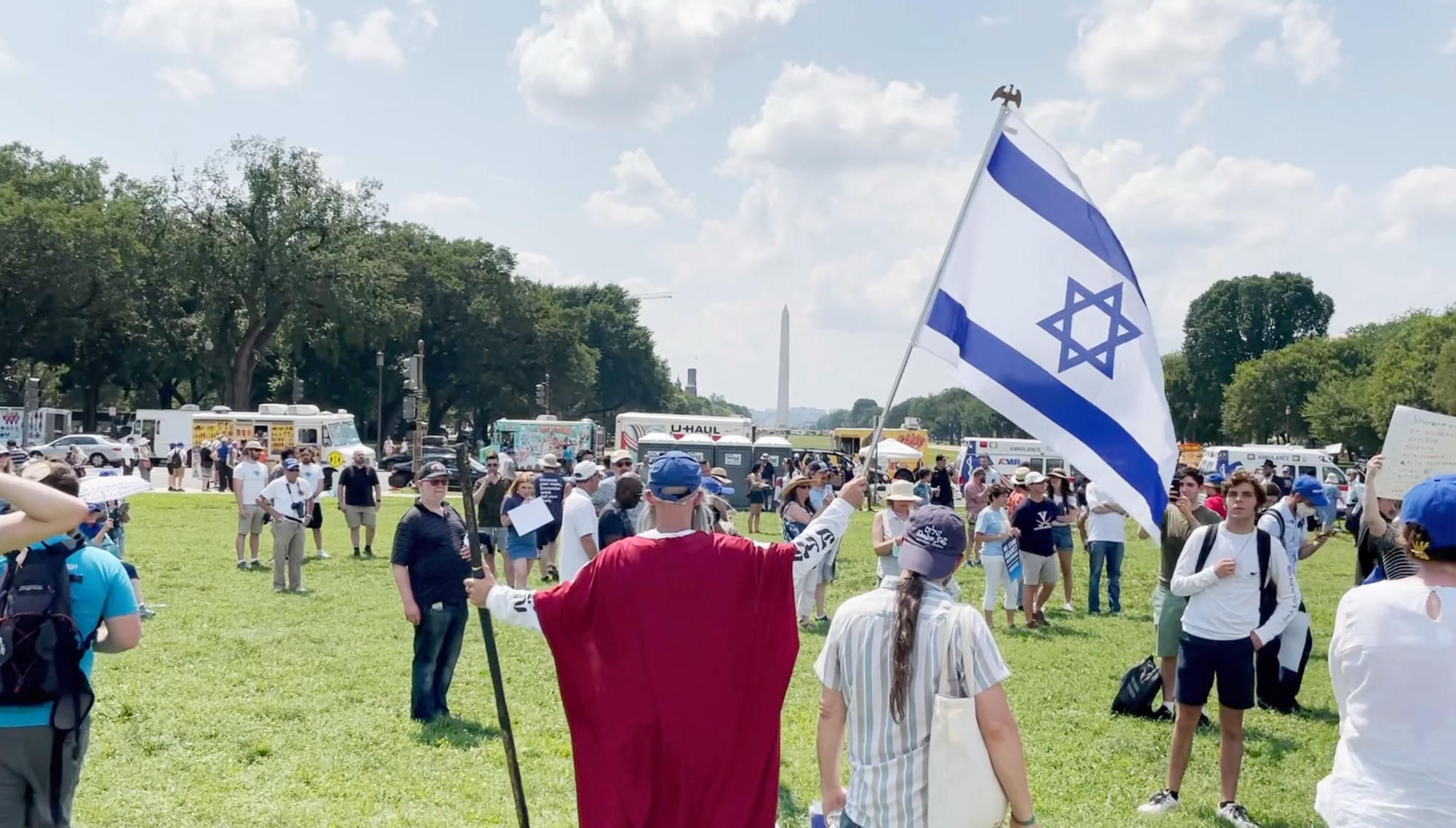 Fighting Anti-Semitism, Splintered: The No Fear Rally