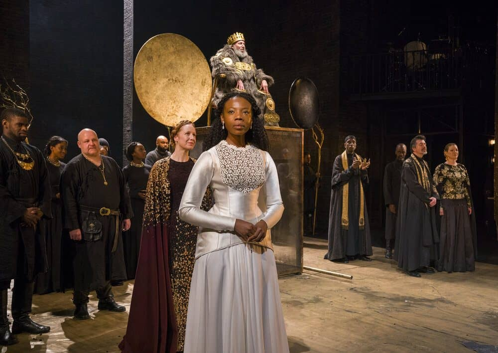 Of Fathers, Daughters, and Blind Men: The Royal Shakespeare Company's King Lear at BAM