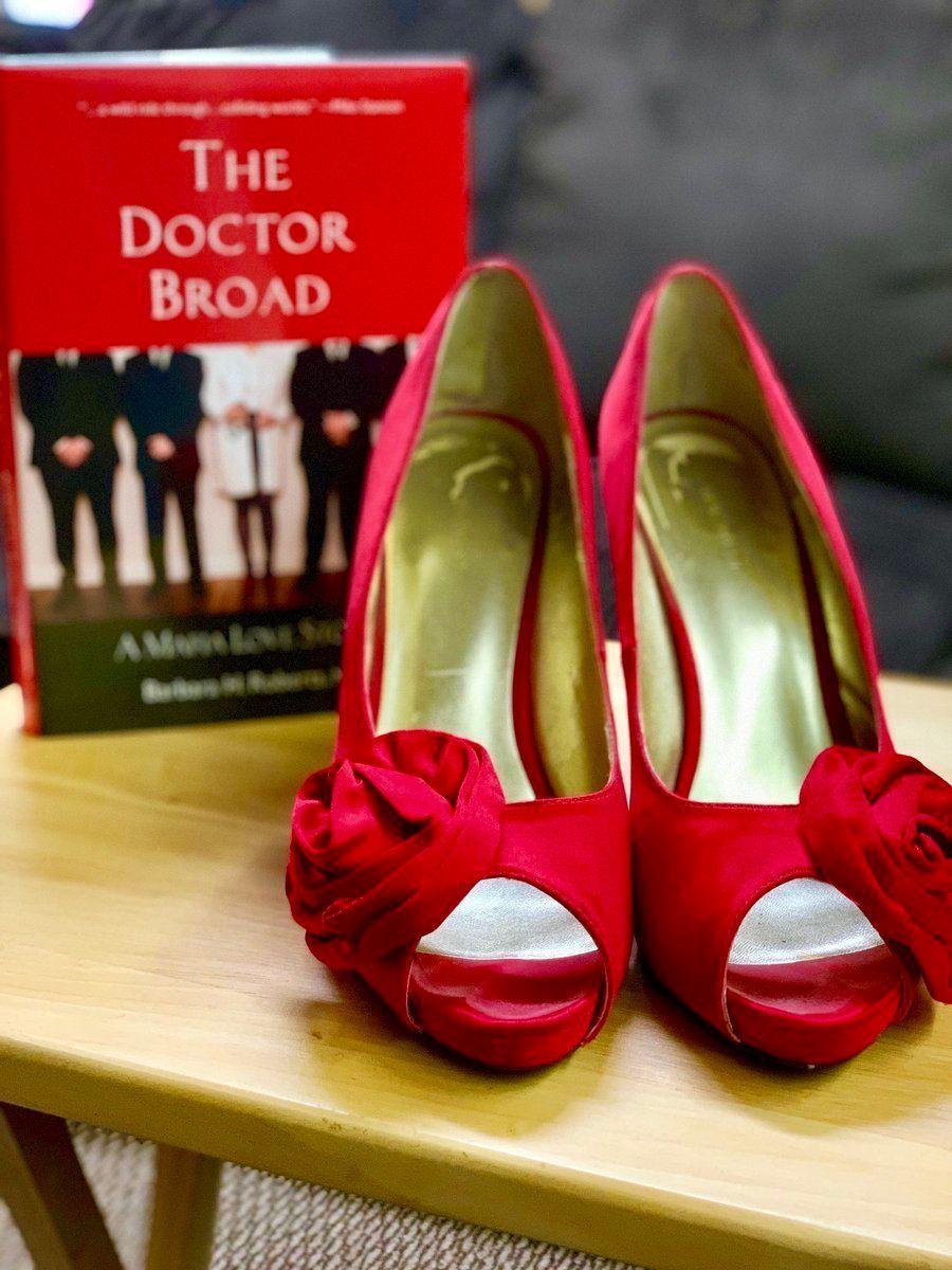 The Doctor Broad: A Mafia Love Story