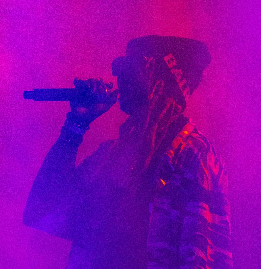 Lil Wayne + Young Money: LOUD, FUN, HIGH! UPROAR Hip-Hop Festival