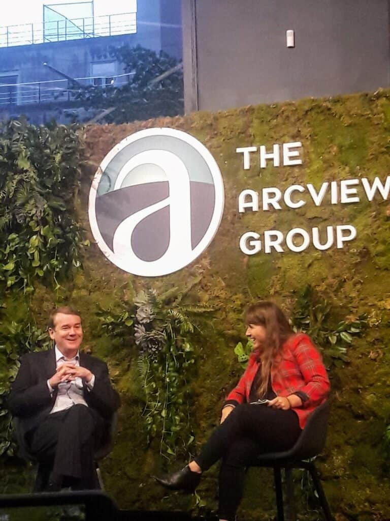 Honey Does Arcview: The Evolution of Cannabis