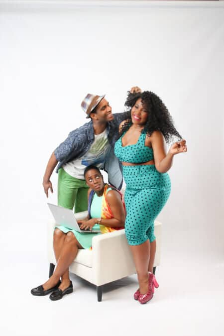 Bubbly Brown Sugar: An Ode to Black Love and the Law of Attraction