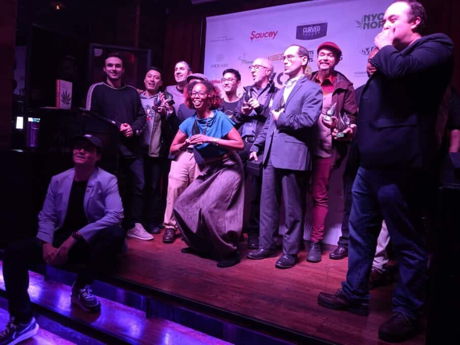 Normalizing Cannabis at the 1st Annual NYC NORML Awards