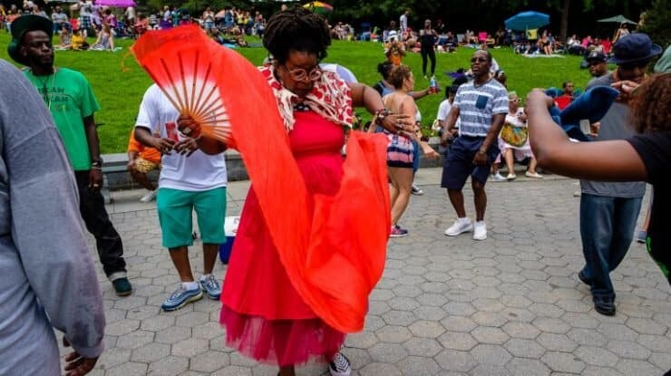 A Great Day in Harlem: The 45th Annual Harlem Week Festival Begins