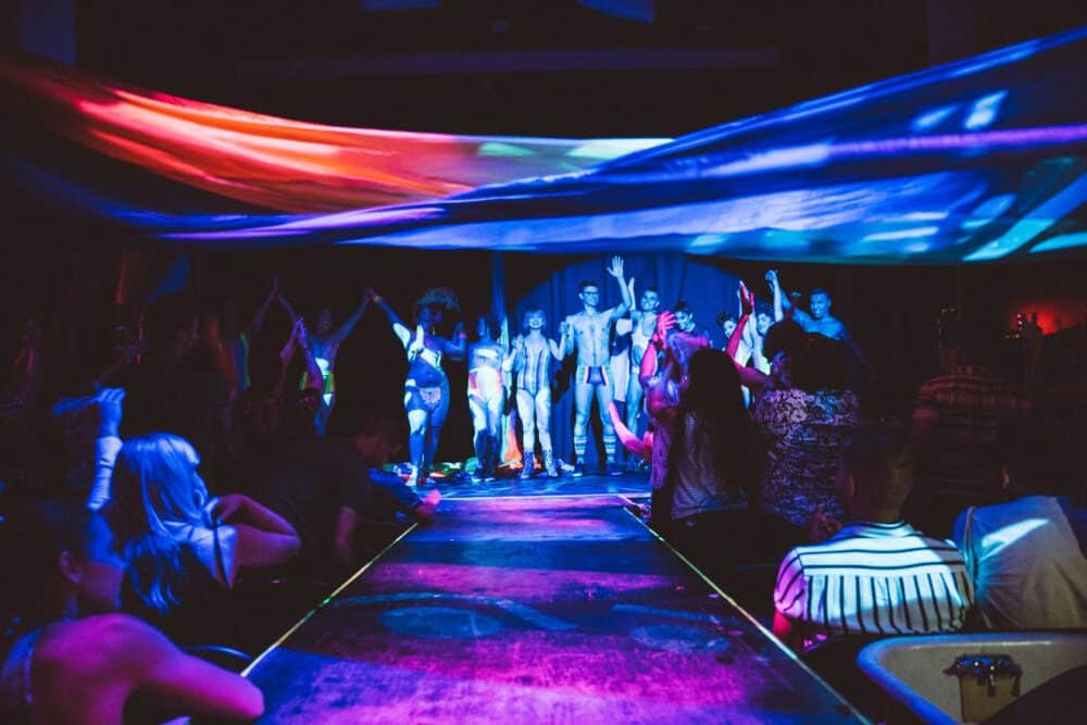 An Aerial View: House of Yes Dirty Circus