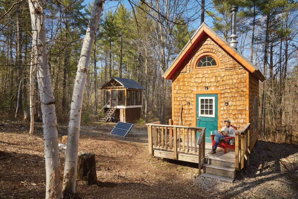 Finding Sustainability in a Tiny House