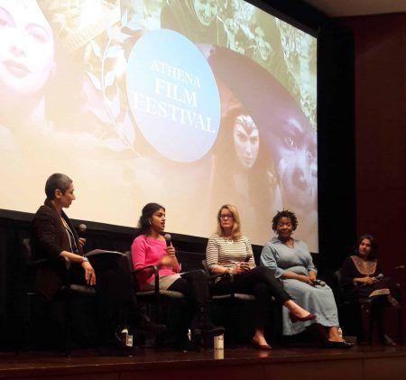 Wonder Women: Inspiring Leadership at the Athena Film Festival