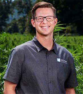 Bluhen Botanicals CEO Joe Fox