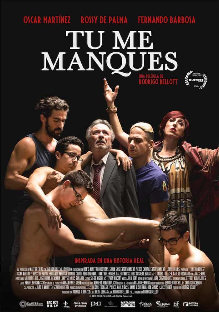 Tu Me Manques Premieres at the Closing Night of NewFest
