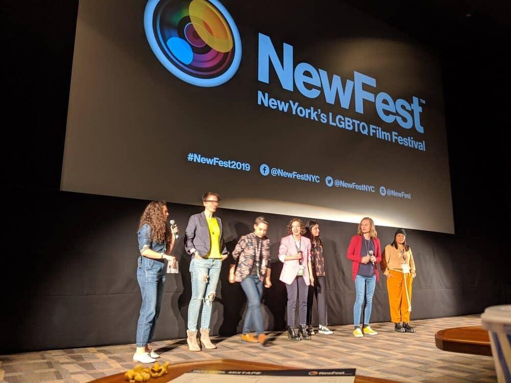 My Girl Friday at NewFest: New York's LGBTQ Film Festival
