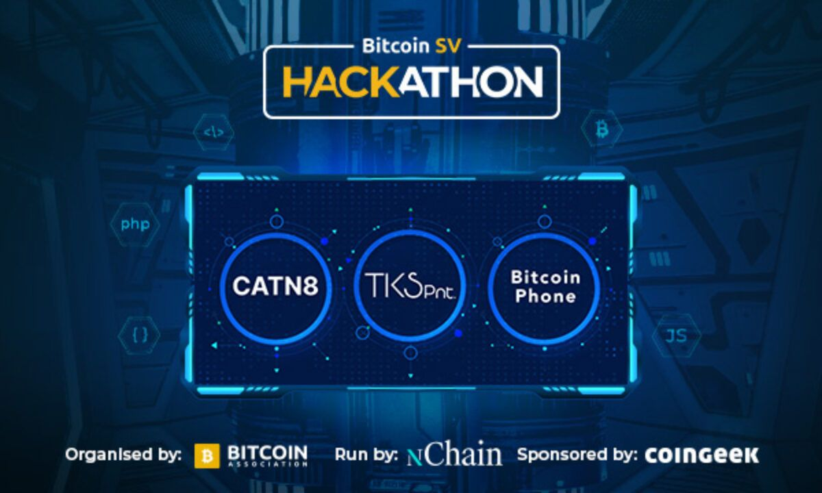 4th BSV Hackathon: Panel of Judges Ties in Vote for First Place, Audience Determines Winner