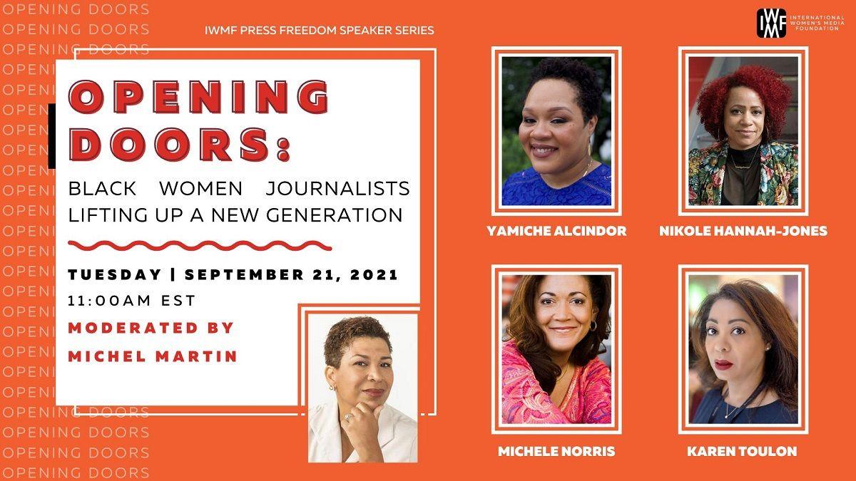 Opening Doors: Black Women in Journalism