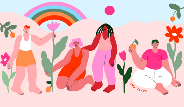 Artist Ludi Leiva On Designing Aster Farms' Mimosa Pre-Roll Packaging for Pride