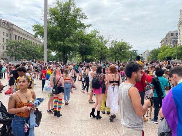 Capital Pride Lives On
