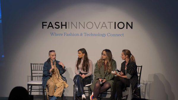 FASHINNOVATION Highlights Technology, Entrepreneurship, and Empowerment at New York Fashion Week