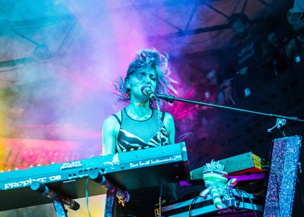 Intergalactic Electronic Queen: Laura Patiño