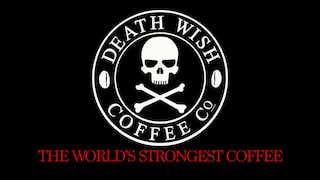 Death Wish Coffee: The World's Strongest Coffee, Winner of Intuit QuickBooks Super Bowl Spot