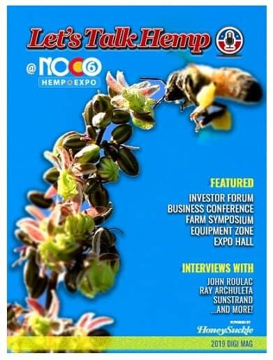 Let's Talk Hemp @ NoCo Hemp Expo Digital Magazine