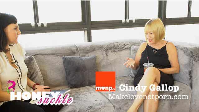Cindy Gallop 'Make Love Not Porn'