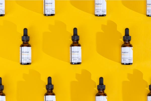 Science Backed Wellness Products: CBD + Vitaldiol