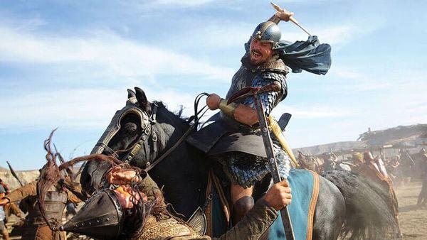 Film: Christian Bale and Ridley Scott Go Biblical