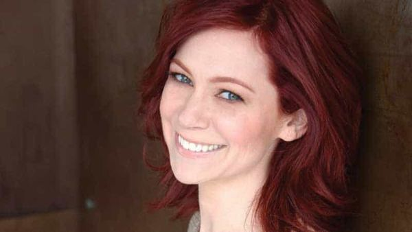 'True Blood' actress Carrie Preston talks about her Acting, her Production Company, her Husband and Stress