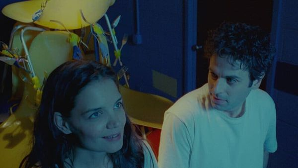 Katie Holmes and Luke Kirby Are All Fired Up