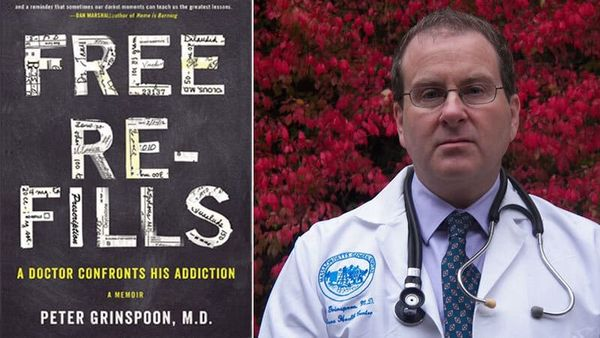 Interview with 'Free Refills' Doctor re His Opioid Addiction